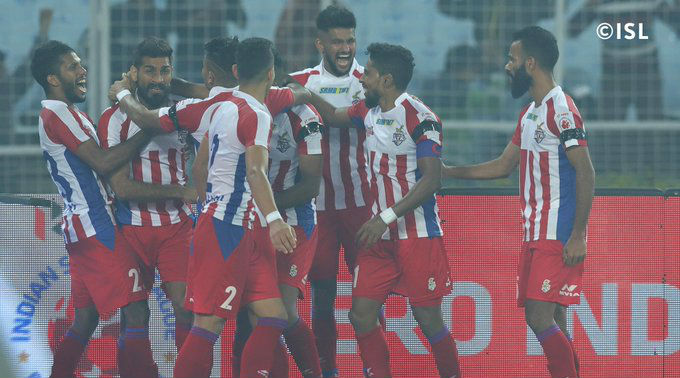 ISL 2019-20, ATK FC 1-0 NorthEast United FC Match Result: Balwant Singh's Injury-Time Winner Helps ATK Reclaim Top Spot on Points Table