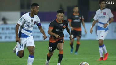 ISL 2019-20 Match Result: FC Goa Survive Resilient Odisha to Reclaim Top Spot on Points Table