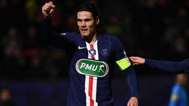 Edinson Cavani Transfer News: PSG Forward's Desire to Leave French Club Sparks Interest form Chelsea Boss Frank Lampard