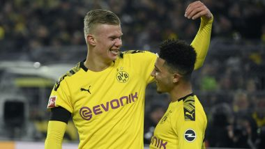 Erling Haaland Scores Two Goals As Borussia Dortmund Thrash FC Koln 5–1 in Bundesliga 2019–20