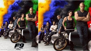 F9: The Fast Saga - Vin Diesel Shares a New Poster Featuring His 'Familia' Including Michelle Rodriguez, Tyrese Gibson and Team (See Pic)