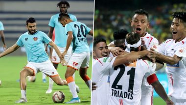 FCG vs NEUFC Head-to-Head Record: Ahead of ISL 2019–20 Clash, Here Are Match Results of FC Goa vs NorthEast United FC Last 5 Encounters in Indian Super League