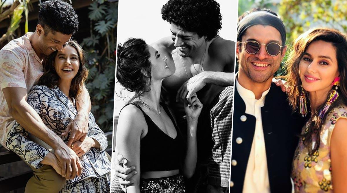 Lovebirds Farhan Akhtar and Shibani Dandekar to Marry In 2020?