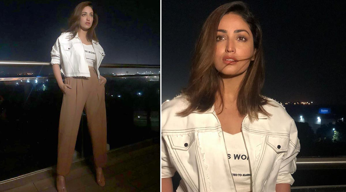 Yami Gautam Gives the Neutrals a Spin With a Classy High Street Style!