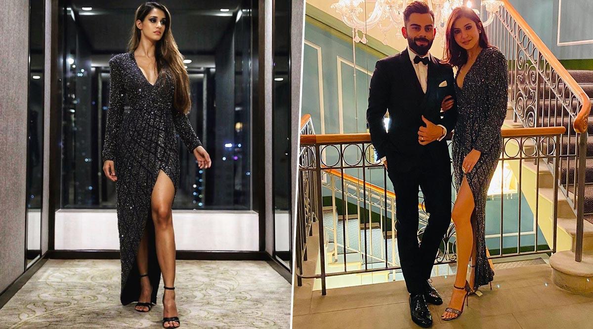 Fashion Faceoff: Anushka Sharma or Disha Patani? Who Wore The Rohit Gandhi + Rahul Khanna Beaded Gown Better?