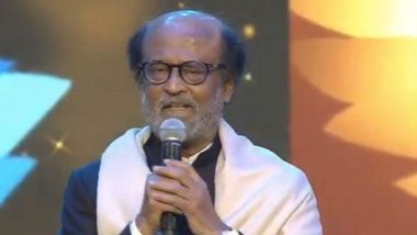 Rajinikanth to Launch New Political Party in January 2020, Announcement to be Made on December 31