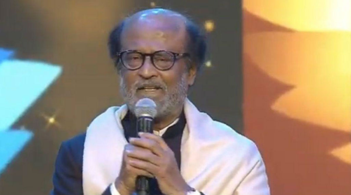 Rajinikanth Refuses to Apologise For 'Nude Images of Lord Ram And Sita Were Displayed in Periyar's Rally' Statement