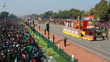 Republic Day 2020: List of Tableaux to Feature in R-Day Parade at Rajpath Tomorrow