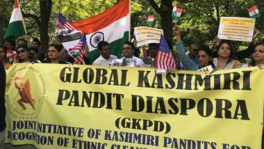Kashmiri Pandits Share Memories, Pictures of 1990 Exodus Pledging to Return Home With Hashtag #HumWapasAayenge