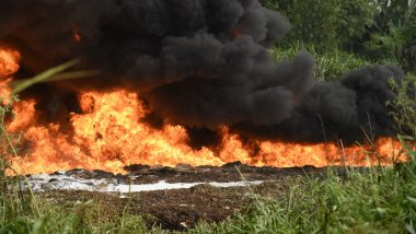 Nigeria: Fire on Oil Pipeline in Lagos, Four People Dead, Several Shops and Vehicles Burnt
