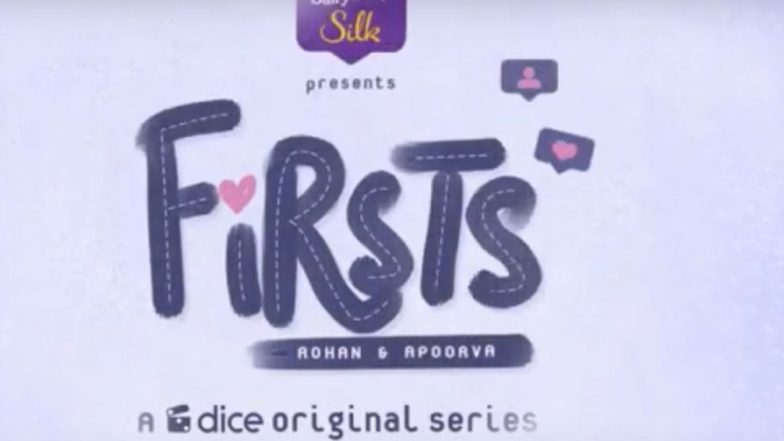 New Concept Of One Minute Web Series 'Firsts' Featuring Rohan Shah & Apoorva Arora To Launch on Instagram This Weekend