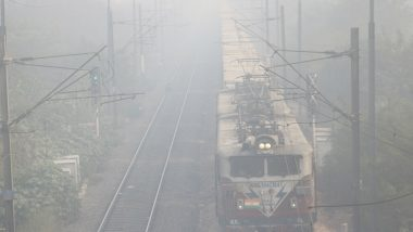 North India Fog: Railway Services Affected,14 Delhi-Bound Trains Delayed Due to Low Visibility