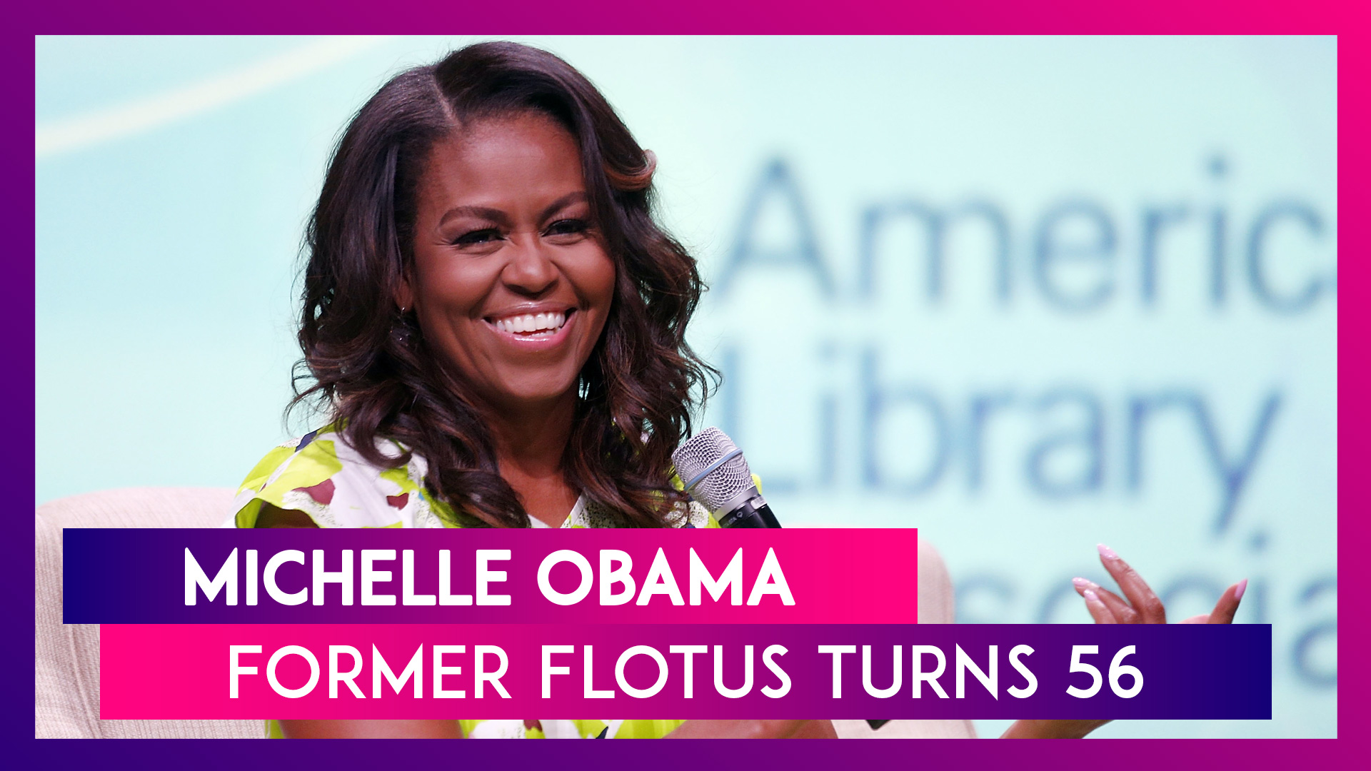 Michelle Obama 56th Birthday: Interesting Facts About First African American First Lady Of The U.S