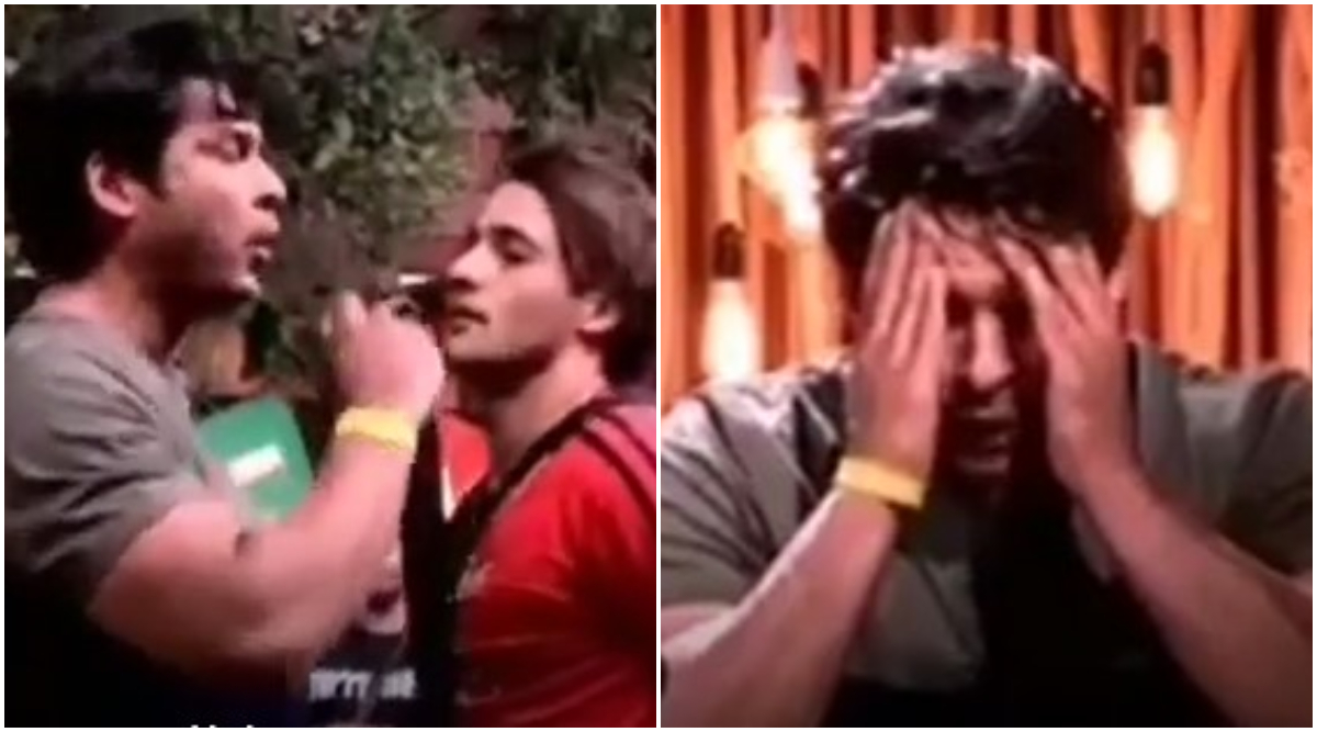 Bigg Boss 13 Day 114 Preview: Sidharth Shukla and Asim Riaz Fight It Out in Front of Hina Khan and a Pissed Sid Wants to QUIT the Show (Watch Video)