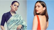 Kangana Ranaut Demands an Apology From Deepika Padukone for Her TikTok Challenge Recreating Chhappak Look, Says Sister Rangoli Was Hurt