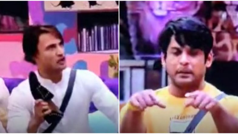 Bigg Boss 13 Day 117 Preview: Asim Riaz Blasts Sidharth Shukla, Tells Him to Lick His Shoes (Watch Video)