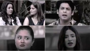 Bigg Boss 13 Day 115 Preview: Shehnaaz Gill Hates Sidharth Shukla for Saving Arti Singh and Rashami Desai Calls Mahira Sharma 'Immature' (Watch Video)