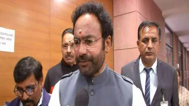 Nirbhaya Case Verdict: MoS G Kishan Reddy Says 'Wait for Justice Has Ended Today'