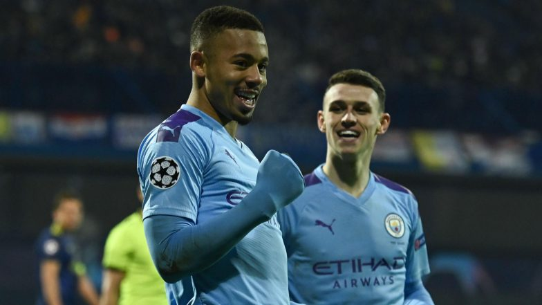Manchester City vs Fulham FA Cup 2019-20 Match Result: Gabriel Jesus Helps City Thrash 10-Man Fulham 4-0