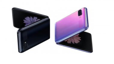Samsung Galaxy Z Flip Foldable Clamshell Phone Leaked Online: Report