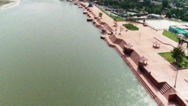 No Devotee Granted Permission to Take Part in Ganga Idol Procession Amid COVID-19 Spread