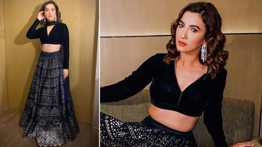 Gauahar Khan Shows Why and How Black Is Beautiful!