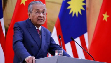 Mahathir Mohamad, Ex-Malaysian PM, Says 'I Offer No Apology' for Kashmir Remark Even Though It Damaged Ties With India