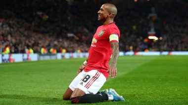 Manchester United Agree to Fee for Ashley Young With Inter Milan