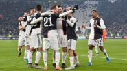 Juventus vs Parma, Serie A 2019–20 Free Live Streaming Online & Match Time in IST: How to Get JUV vs PAR Live Telecast on TV & Football Score Updates in India?