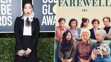 Golden Globes 2020: Awkwafina Wins Best Actress Award For 'The Farewell', Becomes First East Asian Individual To Bag The Trophy