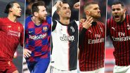 Top 5 Goals of the Week: From Virgil van Dijk vs Manchester United to Lionel Messi vs Granada, Here's the Best of Football Goals