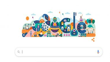 India Republic Day 2020 Google Doodle: Country's Rich Cultural Heritage Depicted on 71st R-Day
