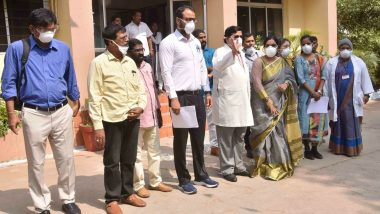 Coronavirus Outbreak in India: 806 People in Kerala Under Observation For Suspected Virus Infection, Says Health Minister KK Shailaja