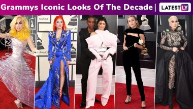 Grammys Most Iconic Style of the Decade, One Brilliant Style at a Time From Beyonce, Rhianna, Taylor Swift and Lady Gaga!