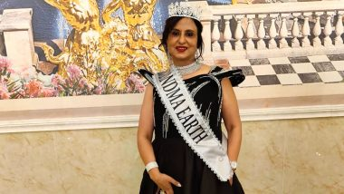 Aarti Chatlani, 62-Year-Old From Bengaluru Wins Grandma Earth at the Grandma Universe Pageant in Bulgaria (Check Her Pics)