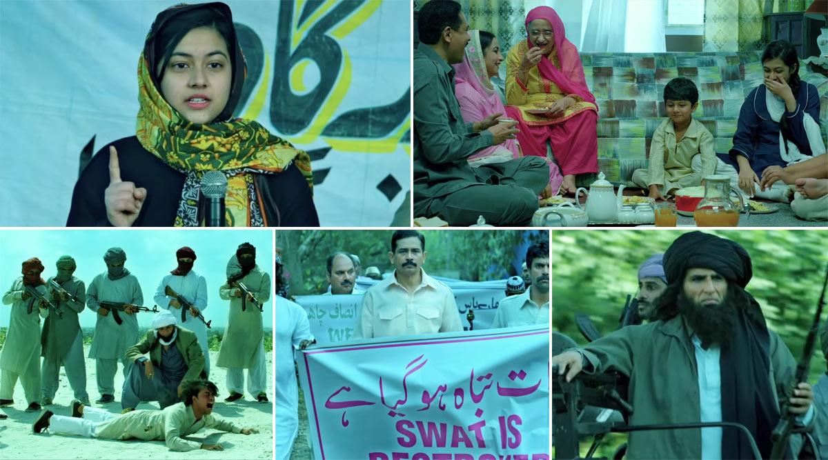 Tujhse Hai Rabata Actress Reem Shaikh To Make Her Big Screen Debut With Malala Yousafzai's Biopic Gul Makai (Watch Trailer)