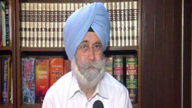 1984 Anti-Sikh Riots Case: Senior Advocate  HS Phoolka Receives Death Threat