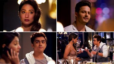 Hacked Song Ab Na Phir Se: Hina Khan Gets Herself Drunk in This Emotional Track Featuring Mohit Malhotra and Rohan Shah (Watch Video)