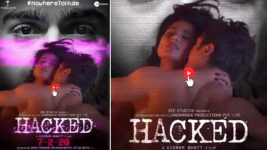 Hina Khan Announces Vikram Bhatt's Hacked Release Date Along With A Hot Motion Poster (View Pic)