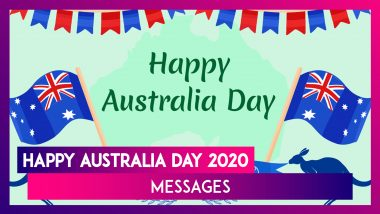 Happy Australia Day 2020 Wishes, Messages And Images To Send On National Day Of Australia
