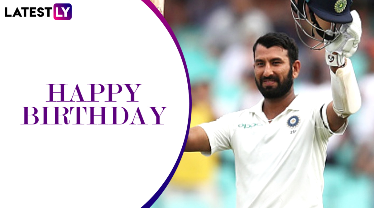 Happy Birthday Cheteshwar Pujara: A Look at Five Top-Class Knocks by India's Modern-Day Wall