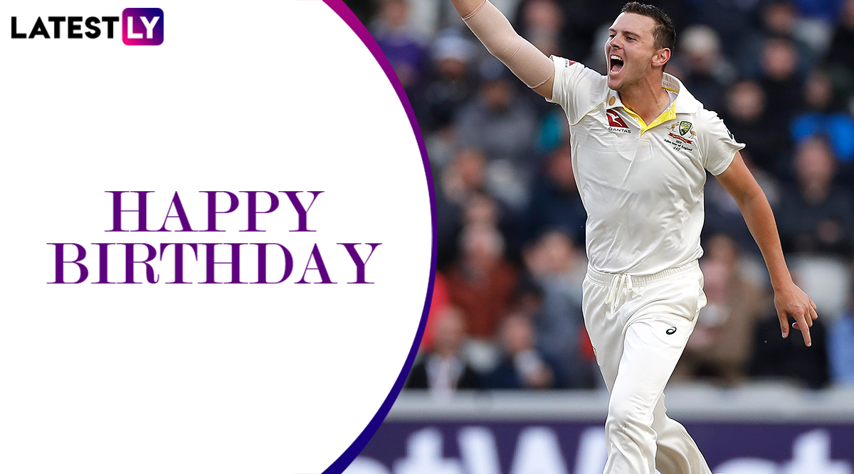 Josh Hazlewood Birthday Special: A Look at Five Spectacular Bowling Performances by Australia's Fast-Bowler