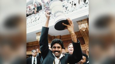 Kapil Dev Birthday Special: Five Breathtaking Performances by India's First World Cup Winning Captain