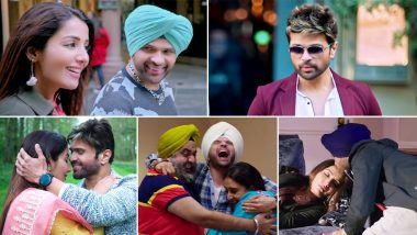 Happy Hardy And Heer Trailer: Two Himesh Reshammiyas, One Ranu Mondal and Bhangra Version of Ashiqui Me Teri Make This A Treat (Watch Video)