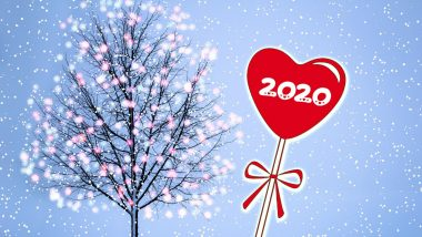 Happy New Decade 2020 Images & Good Morning Wishes: WhatsApp Stickers, Greeting Cards, Facebook Quotes and Hike GIF Messages to Send on New Year's Day