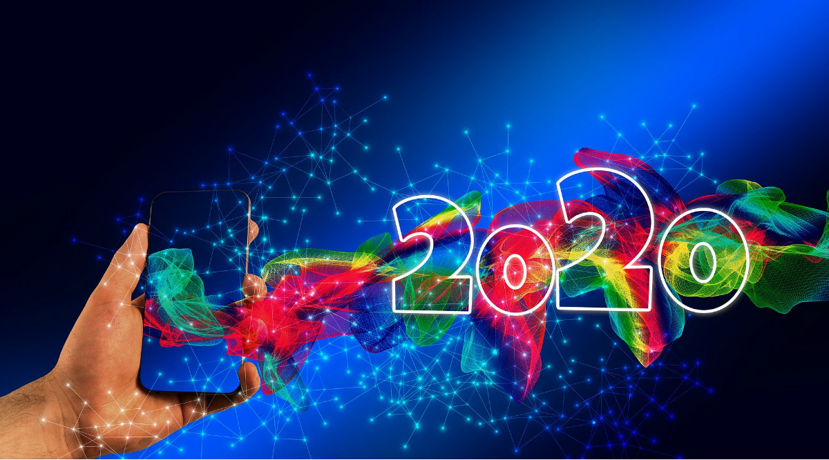 Happy New Decade 2020 Images & Good Morning Wishes