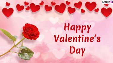 Happy Valentine S Day 2020 Wishes In Advance Whatsapp Stickers Gif Images Love Quotes Greetings And Sms To Send Your Partner Ahead Of The Festival Of Love Latestly