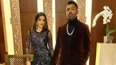 Hardik Pandya Makes Relationship With Girlfriend Natasa Stankovic Official With An Instagram Post (See Pic)
