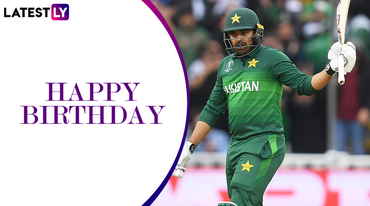 Haris Sohail Birthday Special: 5 Quick Stats from the Left-Handed Pakistan Batsman's Career