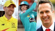 Harry Gurney Mocks Michael Vaughan for Suggesting Tom Banton to Skip IPL 2020, See KKR Pacer's Sarcastic Tweet